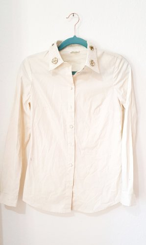 Manoush Camicia elegante bianco sporco