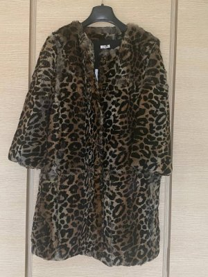Manoush Rabbit-fur Coat