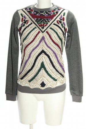 Manoush Sweatshirt meliert Casual-Look