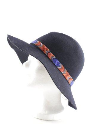 Manoush Woolen Hat multicolored extravagant style