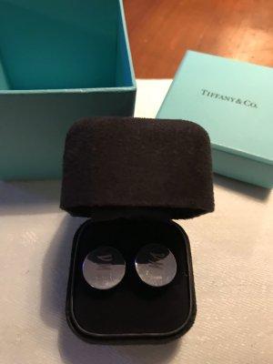 Tiffany&Co Medallion silver-colored