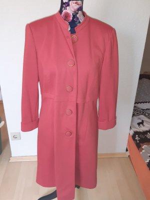 Apart Manteau mi-saison rouge clair