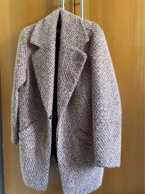 Bershka Manteau court or rose-violet