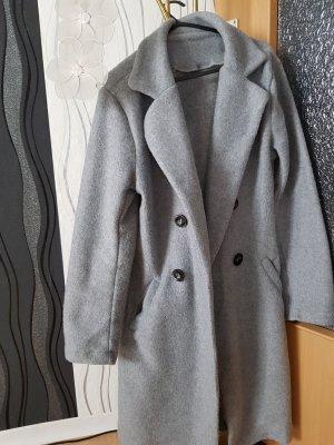 Fleece Coats light grey