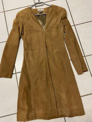 1.2.3. UN DEUX TROIS Paris Płaszcz przejściowy camel