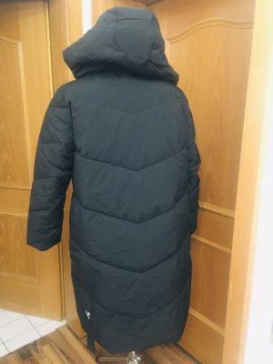 Khujo Manteau en duvet noir