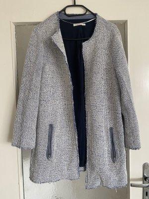 Esprit Teddy Coat white-azure