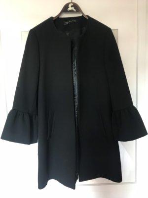 Zara Surdut czarny