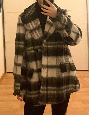 H&M Oversized jas veelkleurig