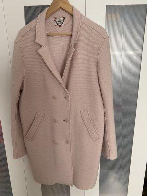 Hilfiger Denim Abrigo corto rosa empolvado-rosa