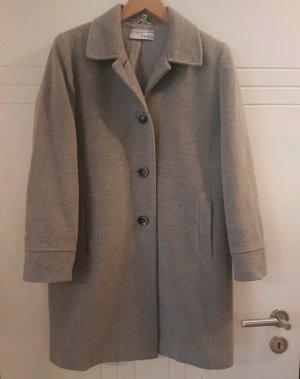 Heine Cappotto invernale grigio chiaro-grigio