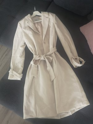 H&M Sukienka płaszczowa jasnobeżowy