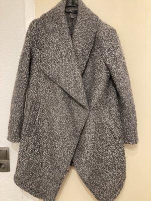 H&M Divided Wool Coat grey