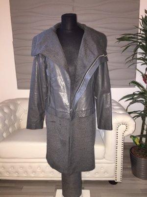 Manosque Short Coat grey