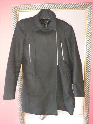 Zara Woman Wool Jacket black