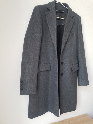 Zara Manteau mi-saison gris