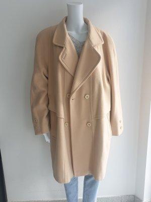 Mantel 48 gira puccino beige Trench Coat trenchcoat Jacke Pullover Pulli Cardigan