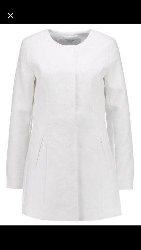 Zalando Manteau court blanc