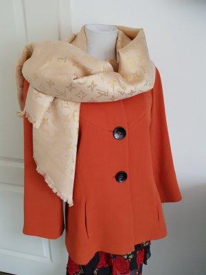 Short Coat russet
