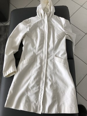 H&M Divided Hooded Coat cream