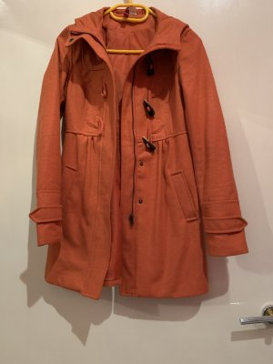 H&M Divided Manteau à capuche orange