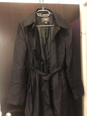 Mexx Trench Coat black polyamide
