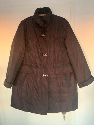 Adler Abrigo de invierno rojo zarzamora-burdeos