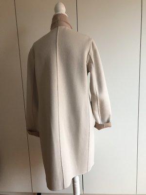 Weekend Max Mara Cappotto corto bianco sporco-beige chiaro