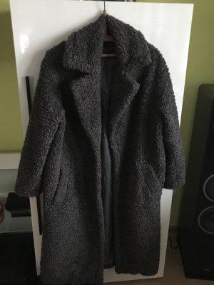 Herrlicher Oversized Coat dark grey