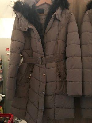 Amisu Manteau à capuche doré