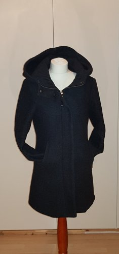 Hailys Coat Dress black-anthracite