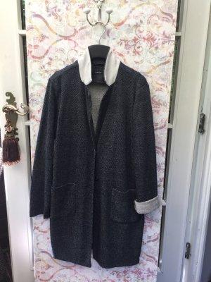 Opus Geklede jas donkerblauw