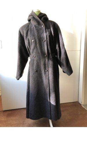 Italia Moda Abrigo con capucha multicolor