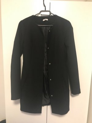 Jaqueline de Yong Quilted Coat black