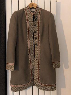 Brigitte von Boch Short Coat taupe