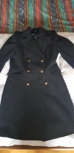 H&M Geklede jurk zwart
