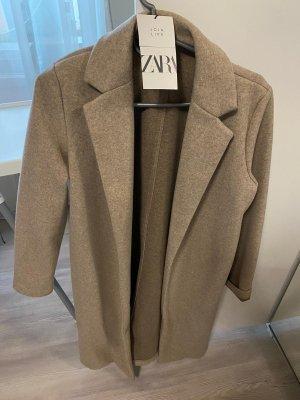 Zara Veste longue beige