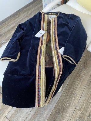 Bazar deluxe Short Coat dark blue