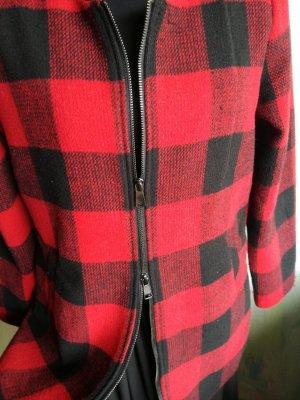 Between-Seasons Jacket black-red