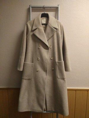 Koton Robe manteau beige clair