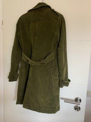Gaudi Short Coat grass green-green