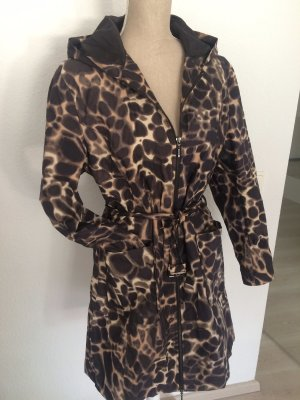 Hooded Coat multicolored