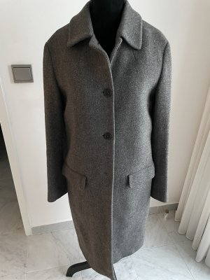 Antonio Fusco Winter Coat grey brown