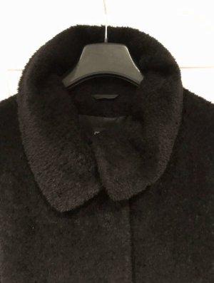 Mantel aus Alpaka-Schurwolle von Cinzia Rocca