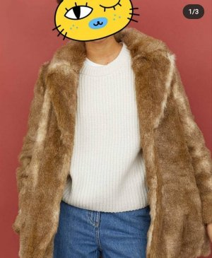 HM Pelt Jacket brown