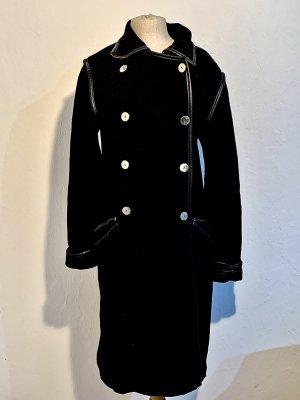 1.2.3 Paris Wollen jas zwart