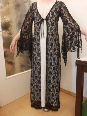 Rieger Kimono negro