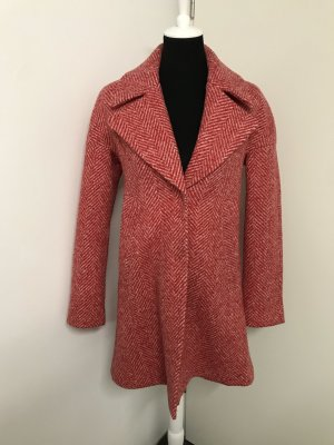 Mantel aus Wolle Marc O'Polo Gr. 36 rot neu