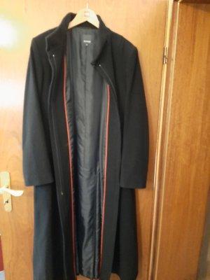 Avitano Winter Coat black wool
