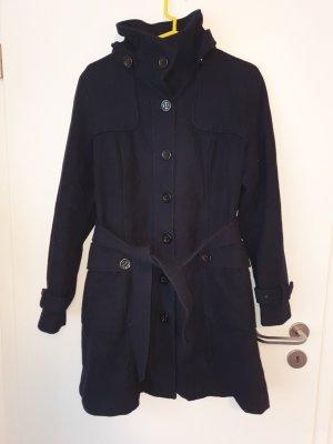Peckott Winter Coat dark blue